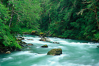 Sauk River, Mountian Loop Highway, Darrington, Washington