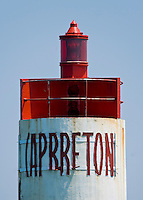 Europe/France/Aquitaine/40/Landes/Capbreton: le phare