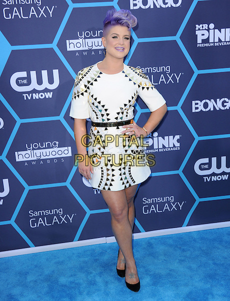 Kelly Osbourne attends The 16th Annual Young Hollywood Awards held at The Wiltern Theatre in Los Angeles, California on July 27,2014                                                                               <br /> CAP/DVS<br /> &copy;DVS/Capital Pictures