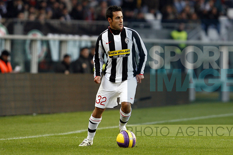 Marco Marchionni of Juventus