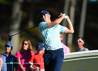 2017 Travelers Chamionship - Jordan Spieth - 18th Tee - 6/24/2018 - 3rd Round