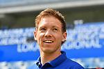 14.04.2018, wirsol-Rhein-Neckar-Arena, Sinsheim, GER, 1. FBL, TSG 1899 Hoffenheim vs Hamburger SV, im Bild Julian Nagelsmann (Trainer TSG Hoffenheim)<br /> <br /> Foto &copy; nordphoto / Fabisch