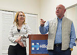 Gabby Giffords and Mark Kelly for Canvass KickOff, Garden City