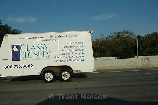 on i-15.Tuesday May 12, 2009 in Salt Lake City. classy closets
