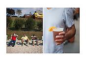 Faux Beach, Walnut Creek, Raleigh | Beer & Orange, American Tobacco Campus, Durham