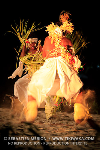 Wedrumel, danse de Lifou
