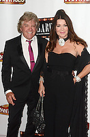 HOLLYWOOD, CA - JULY 20: Ken Todd and Lisa Vanderpump at the opening of 'Cabaret' at the Pantages Theatre on July 20, 2016 in Hollywood, California. Credit: David Edwards/MediaPunch