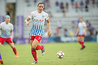 Orlando, FL - Saturday July 01, 2017: Vanessa Di Bernardo during a regular season National Women's Soccer League (NWSL) match between the Orlando Pride and the Chicago Red Stars at Orlando City Stadium.