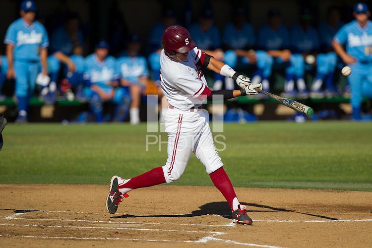 Stanford, Ca - Tuesday, May 13, Stanford Sunken Diamond—Stanford vs San Jose State. Stanford lost 10-8.