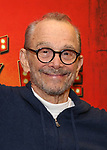 """Joel Grey attends the final performance after party for the New York City Center Encores! at 25 production of  """"Hey, Look Me Over!"""" on February 11, 2018 at the City Center Theatre in New York City."""