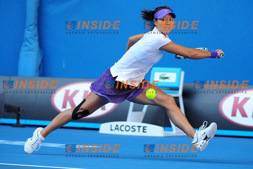 Li Na (CHN) .Melbourne 20/1/2013.Tennis Open d'Australia.Foto Virginie Bouyer / Sportmag / Panoramic / Insidefoto.ITALY ONLY