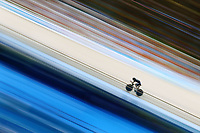 Dylan Kennett of New Zealand competes in the Men's 1000m Time Trial. Gold Coast 2018 Commonwealth Games, Track Cycling, Anna Meares Velodrome, Brisbane, Australia. 8 April 2018 © Copyright Photo: Anthony Au-Yeung / www.photosport.nz /SWpix.com