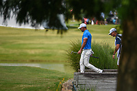 Brooks Koepka (USA) makes his way across the bridge to the green on 11 during round 4 of the WGC FedEx St. Jude Invitational, TPC Southwind, Memphis, Tennessee, USA. 7/28/2019.<br /> Picture Ken Murray / Golffile.ie<br /> <br /> All photo usage must carry mandatory copyright credit (© Golffile | Ken Murray)