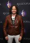 """Constantine Maroulis attending the Broadway Opening Night Performance of  """"Rocktopia"""" at The Broadway Theatre on March 27, 2018 in New York City."""