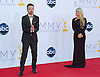 "AARON PAUL AND FIANCE LAUREN PARSEKIAN 64TH PRIME TIME EMMY AWARDS.Nokia Theatre Live, Los Angelees_23/09/2012.Mandatory Credit Photo: ©Dias/NEWSPIX INTERNATIONAL..**ALL FEES PAYABLE TO: ""NEWSPIX INTERNATIONAL""**..IMMEDIATE CONFIRMATION OF USAGE REQUIRED:.Newspix International, 31 Chinnery Hill, Bishop's Stortford, ENGLAND CM23 3PS.Tel:+441279 324672  ; Fax: +441279656877.Mobile:  07775681153.e-mail: info@newspixinternational.co.uk"