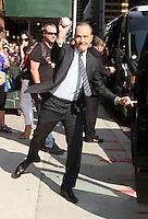 July 11, 2012 Bryan Cranston at Late Show with David Letterman   in New York City to discuss the last season of Breaking Bad. &copy; RW/MediaPunch Inc. *NORTEPHOTO*<br /> **SOLO*VENTA*EN*MEXICO**<br /> **CREDITO*OBLIGATORIO** <br /> **No*Venta*A*Terceros**<br /> **No*Sale*So*third**<br /> *** No*Se*Permite Hacer Archivo**<br /> **No*Sale*So*third**