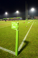 General View of Parc Eirias<br /> <br /> Photographer Richard Martin-Roberts/CameraSport<br /> <br /> Six Nations U20 Championship Round 4 - Wales U20s v Italy U20s - Friday 9th March 2018 - Parc Eirias, Colwyn Bay, North Wales<br /> <br /> World Copyright &not;&copy; 2018 CameraSport. All rights reserved. 43 Linden Ave. Countesthorpe. Leicester. England. LE8 5PG - Tel: +44 (0) 116 277 4147 - admin@camerasport.com - www.camerasport.com