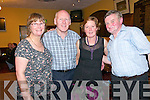 Caring for the Carers Ceilie : Attending the fundraising ceilie for the Limerick branch of Caring for the Carers  held at the Fr. Casey GAA club premise on Saturday night last were Marie Burke, John Broderick, Mary McGillycuddy & Patrick Guerin.