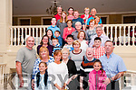 Griffin Clan Gathering : The Griffin family from Listowel & the USA atpictured at a family gathering at the Listowel Arms Hotel on Thursday night last.