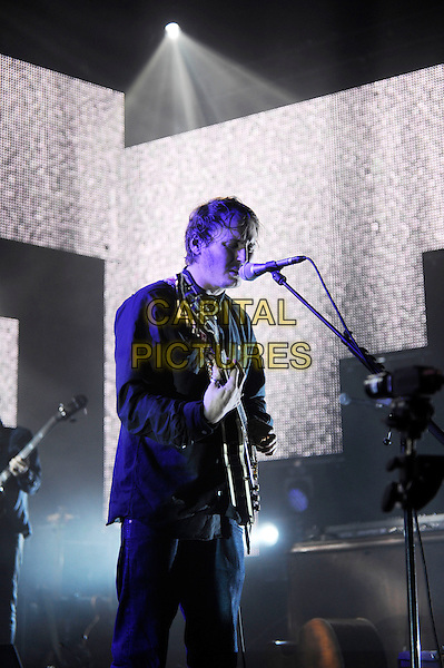 LONDON, ENGLAND - DECEMBER 10:   Ben Howard performing at Brixton Academy on December 10, 2014 in London, England.<br /> CAP/MAR<br /> &copy; Martin Harris/Capital Pictures