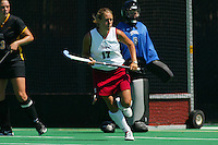 2 September 2005: Chloe Bade during Stanford's 3-1 loss to the University of Iowa at the Varsity Turf Field in Stanford, CA.