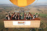 20151020 October 20 Hot Air Balloon Gold Coast