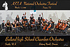 2016 ASTA National Orchestra Festival performing groups