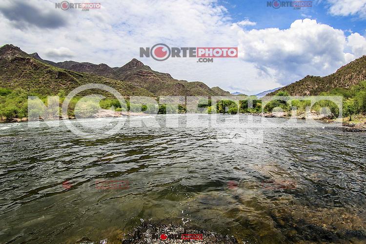 Rio Yaqui, located in the municipality of Soyopa., Sonora, Mexico.** <br /> <br /> &copy; Foto:&copy;LuisGutierrez/NortePhoto.com<br /> <br /> Rio Yaqui localizado en el municio de Sonora Mexico.  <br /> &copy; Foto:&copy;LuisGutierrez/NortePhoto.com