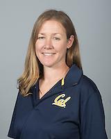 Berkeley, Ca - August 7, 2016: Cal Womens Soccer 2016 Portraits.