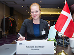 BRUSSELS - BELGIUM - 25 November 2016 -- European Training Foundation (ETF) Governing Board meeting. -- Amalie Schmidt, Head of Section Division for iInternational Affairs - Ministry for Children, Education and Gender quality. -- PHOTO: Juha ROININEN / EUP-IMAGES
