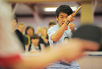 120727 Table Tennis - Wellington Secondary Schools Championships