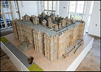 Stunning scale model of Longleat stately home.