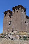Castell de Montcortes de Segarra.