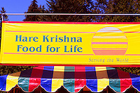 Hare Krishna Chariot Parade and Festival of India, Vancouver, BC, British Columbia, Canada