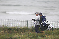 Louis Oosthuizen (RSA) on the 7th during Round 2 of the Irish Open at LaHinch Golf Club, LaHinch, Co. Clare on Friday 5th July 2019.<br /> Picture:  Thos Caffrey / Golffile<br /> <br /> All photos usage must carry mandatory copyright credit (© Golffile | Thos Caffrey)