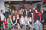 HSE: The Social Work Department HSE, Tralee Staff held their Christmas party in the Station House Blennerville on Saturday night.. . ............................... ..........