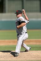Brad James / Scottsdale Scorpions 2008 Arizona Fall League..Photo by:  Bill Mitchell/Four Seam Images