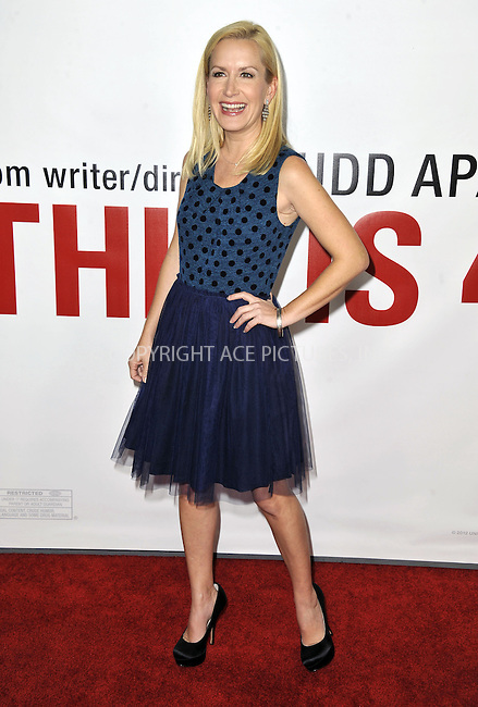 WWW.ACEPIXS.COM....December 12 2012, LA....Angela Kinsey arriving at the'This Is 40' premiere at Grauman's Chinese Theatre on December 12, 2012 in Hollywood, California. ....By Line: Peter West/ACE Pictures......ACE Pictures, Inc...tel: 646 769 0430..Email: info@acepixs.com..www.acepixs.com