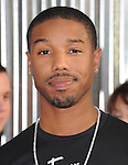 Michael B. Jordan at The Dreamworks Studio's L.A. Premiere of REAL STEEL held at Universal CityWalk in Universal City, California on October 02,2011                                                                               © 2011 Hollywood Press Agency