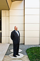 Portraits of Rob Feckner - Chairman of Calpers - 2010