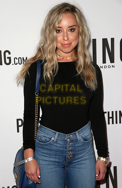 WEST HOLLYWOOD, CA - August 23: Skyler Shaye, At TINGS Hosts 'Secret Party' Launch Celebrating Cover Star Cameron Dallas At Nightingale In California on August 23, 2017. <br /> CAP/MPI/FS<br /> &copy;FS/MPI/Capital Pictures
