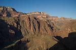 Sunrise above Phantom Ranch in Grand Canyon National Park, northern Arizona. .  John offers private photo tours in Grand Canyon National Park and throughout Arizona, Utah and Colorado. Year-round.