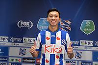 VOETBAL: HEERENVEEN: Nieuwe aanwinst SC Heerenveen, Vietnamese voetballer Doan van Hau, ©photo Martin de Jong