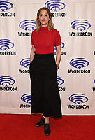 "ANAHEIM, CA - MARCH 31: Cast member Judy Greer of FX's ""Archer"" attends WonderCon 2019 at the Anaheim Convention Center on March 31, 2019 in Anaheim, California. (Photo by Frank Micelotta/FX/PictureGroup)"