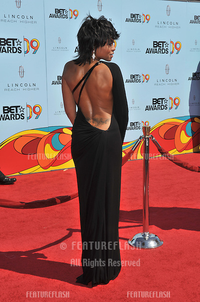 Taraji P. Henson at the 2009 BET Awards (Black Entertainment Television) at the Shrine Auditorium..June 28, 2009  Los Angeles, CA.Picture: Paul Smith / Featureflash