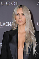 04 November  2017 - Los Angeles, California - Kim Kardashian. 2017 LACMA Art+Film Gala held at LACMA in Los Angeles. <br /> CAP/ADM/BT<br /> &copy;BT/ADM/Capital Pictures