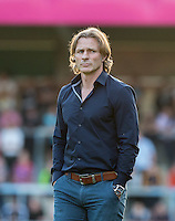 Wycombe Wanderers Manager Gareth Ainsworth during the Sky Bet League 2 match between Wycombe Wanderers and Accrington Stanley at Adams Park, High Wycombe, England on 16 August 2016. Photo by Kevin Prescod.