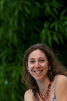 Nathalie Cialdella.<br /> Bel&eacute;m, Par&aacute;, Brasil.<br /> Foto Paulo Santos<br /> 12/04/2014