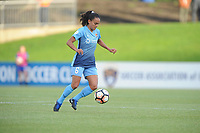 Boyds, MD - Saturday May 6, 2017: Taylor Lytle during a regular season National Women's Soccer League (NWSL) match between the Washington Spirit and Sky Blue FC at Maureen Hendricks Field, Maryland SoccerPlex.