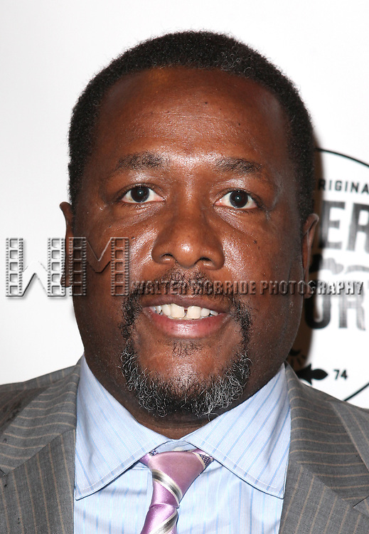 Wendell Pierce.attending the Broadway Opening Night Performance of 'A Streetcar Named Desire' at the Broadhurst Theatre on 4/22/2012 in New York City.
